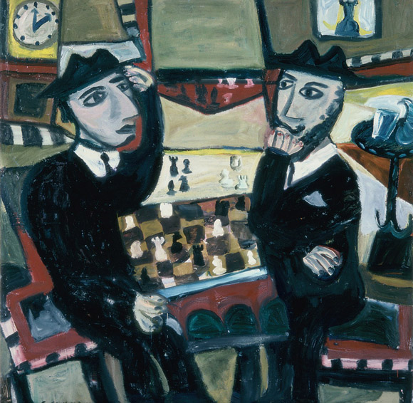 Karpov vs Kasparov