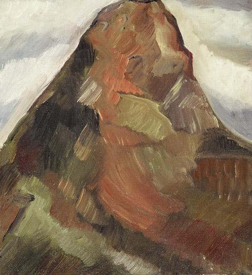 Mountain at Trial Harbour, Tasmania