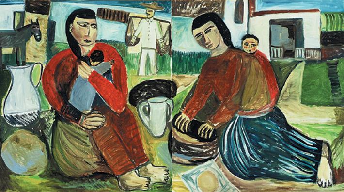 Guatamalan Women