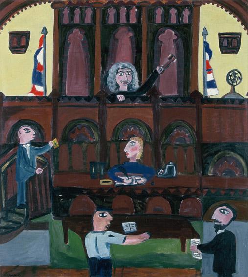 The Court (Happy Jack)