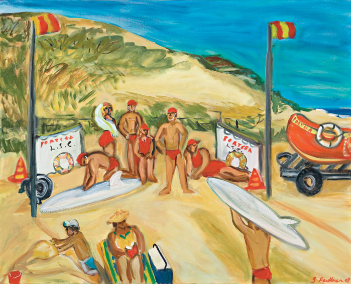 Surf Life Savers Portsea