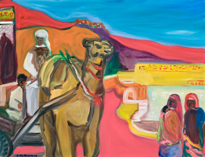 Camel Drivers & Gypsies